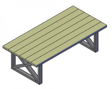 steigerhouten meubels zelf maken
