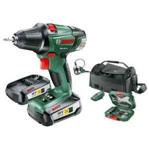 Bosch PSR 18 Li-2 Triple Bag