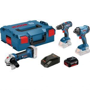 Bosch Accu 0615990K4K Combiset
