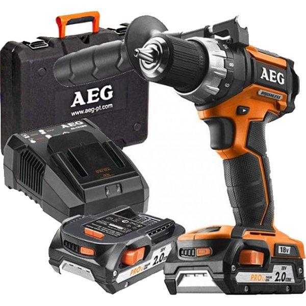 AEG Compact BS 18 CBL LI-202C