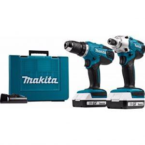 Makita DK18041 Combiset