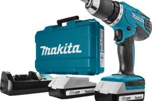 Makita accuboormachine DF457DWE kopen?